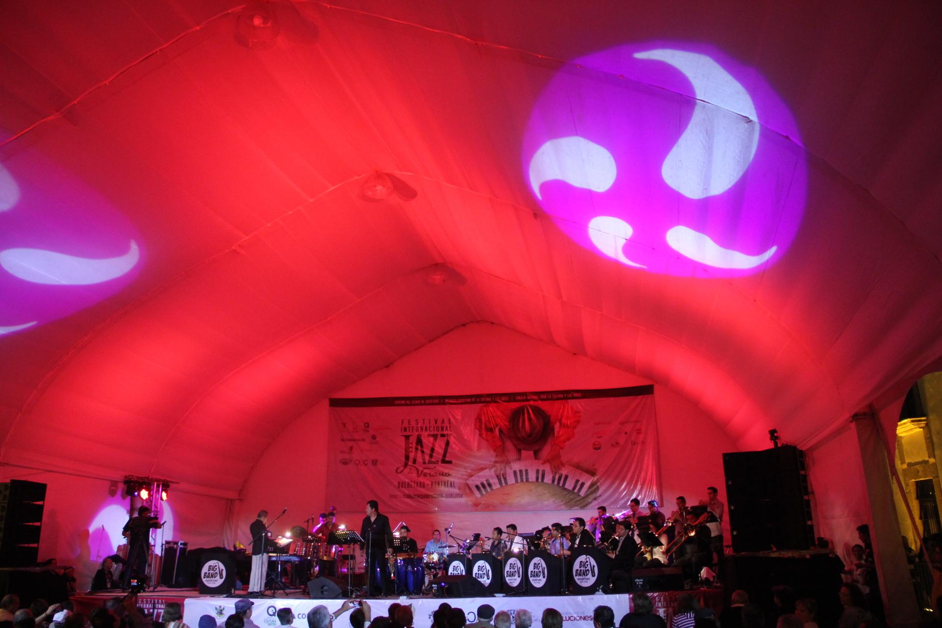 Concluye con éxito el Festival Internacional Jazz de Verano Querétaro-Montréal