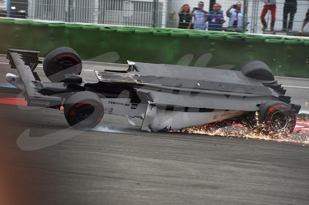 Formula One World Championship, Rd10, German Grand Prix, Race Day, Hockenheim, Germany, Sunday 20 July 2014.