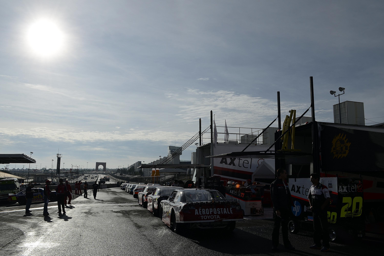 NASCAR Toyota Series regresa a Querétaro