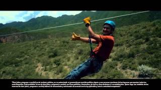 Inaugura Secretario de Turismo Parque de Tirolesas en Pinal de Amoles