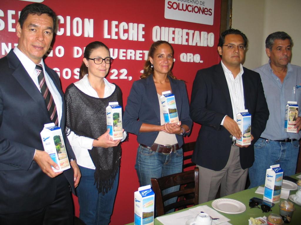 Campaña Turismo Queretaro - Leche Queretaro