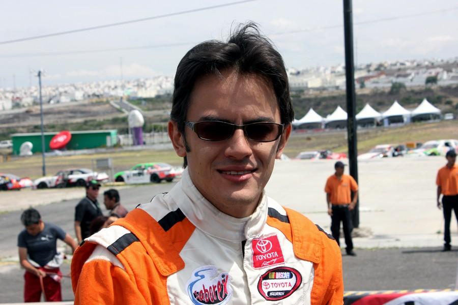 Rodrigo Marbán, a entregar todo en Puebla