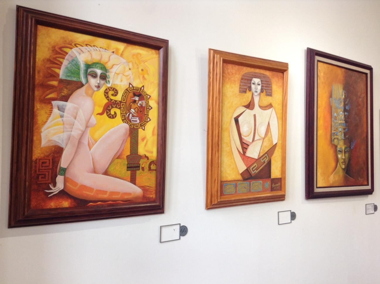 Abre espacio 66 sus puertas para exhibir la obra de Agustín Jaramillo
