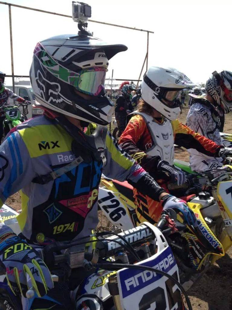Supercross 2014 en Fresnillo