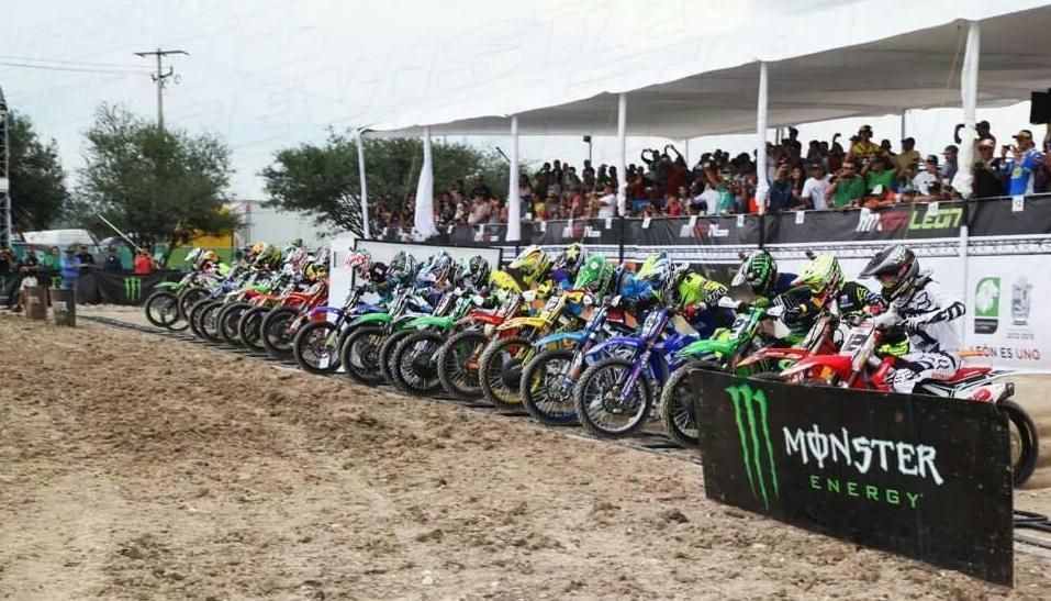 """Eduardo """"Wewe"""" Andrade satisfecho con su participación en el Mundial de Motocross en León"""