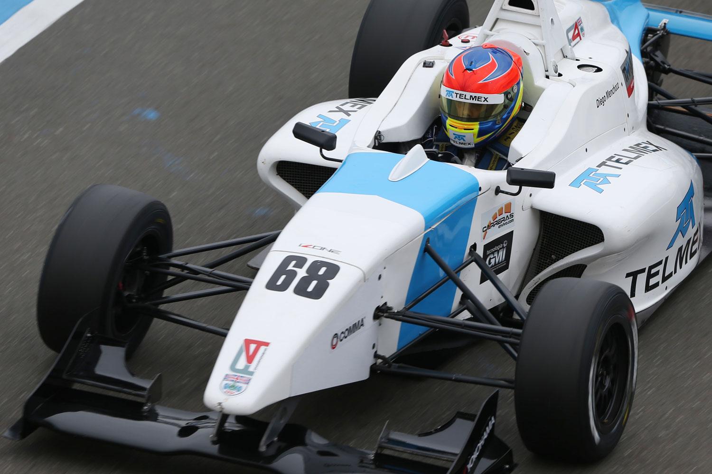 Diego Menchaca, a Snetterton 300 por un gran cierre de temporada
