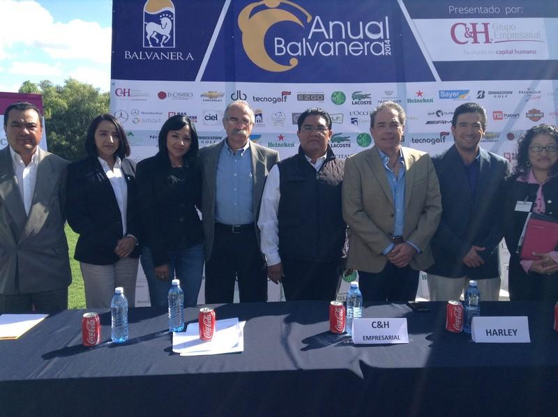 Presentan torneo Anual Balvanera 2014