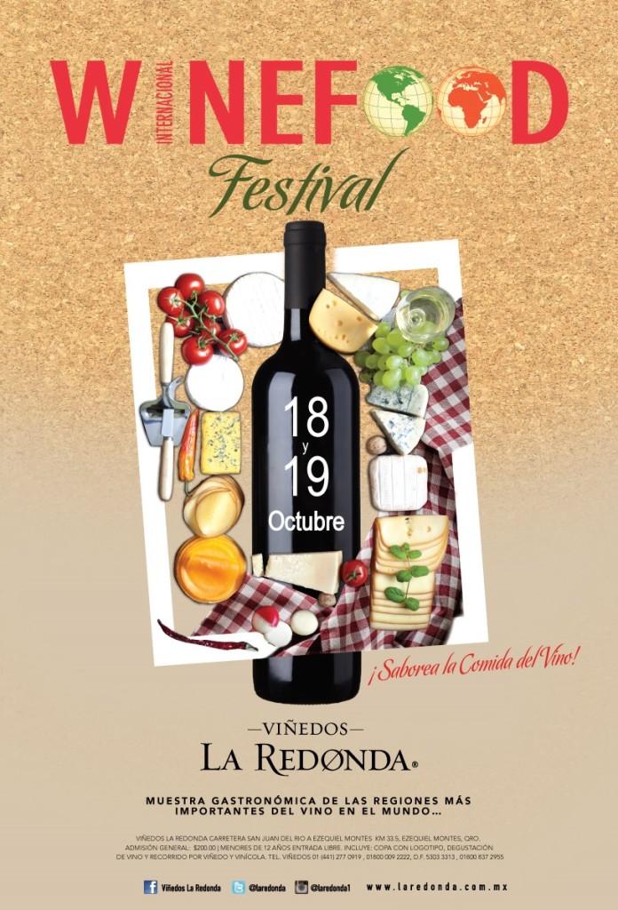 WineFood Festival 2014 Viñedos La Redonda