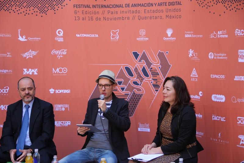 Presentan programa de actividades del CutOut Fest 2014