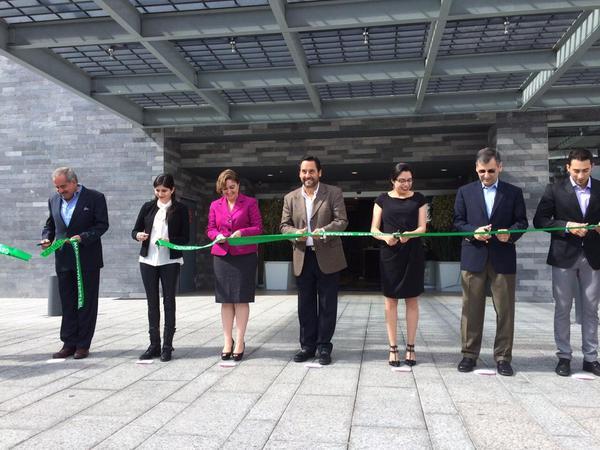 Inaugura el Secretario de Turismo el Hotel Courtyard Marriot Querétaro
