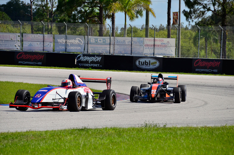 Palm Beach – Grand Prix, próxima fecha doble de LATAM F2000