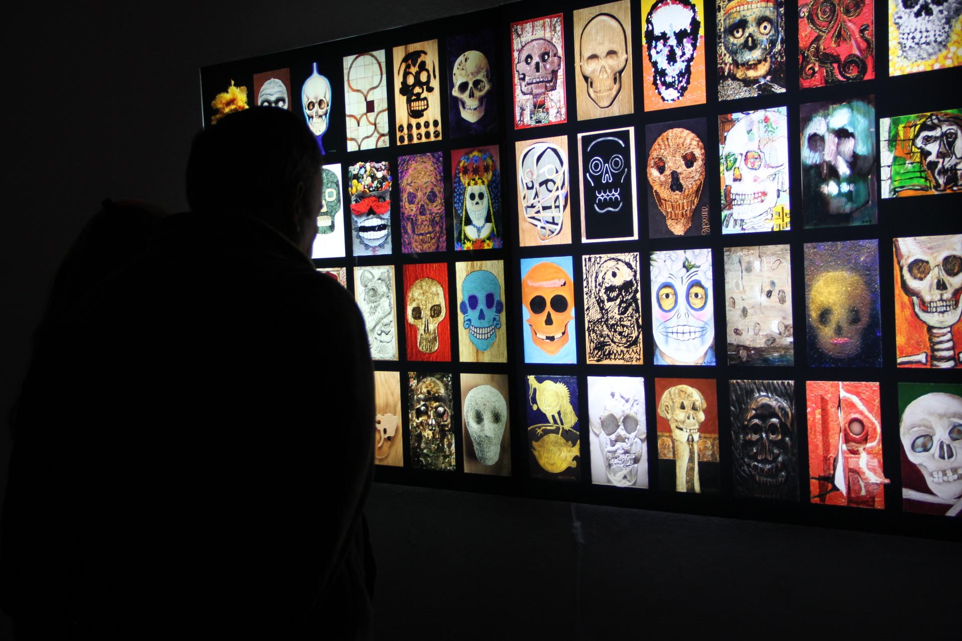 """Inaugura el Museo de Arte de Querétaro la exposición """"Tzompantli"""""""