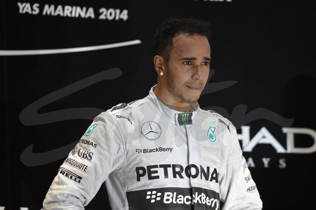 Formula One World Championship, Rd19, Abu Dhabi Grand Prix, Race, Yas Marina Circuit, Abu Dhabi, UAE, Sunday 23 November 2014.