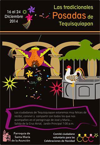 Las tradicionales Posadas de Tequisquiapan