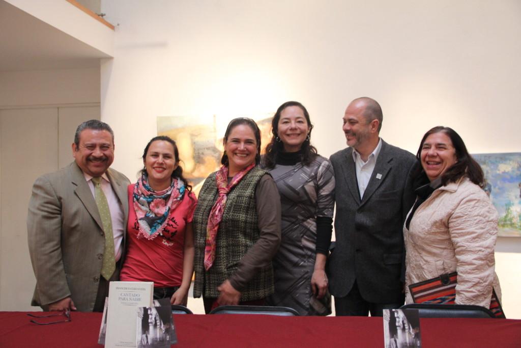 Presentan actividades conmemorativas del 10º Aniversario Luctuoso de Francisco Cervantes Vidal