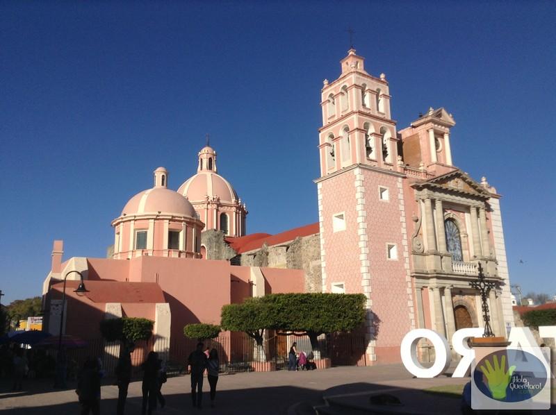 Tequisquiapan – Plaza Principal en 360°