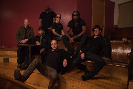 Dave Matthews Band en El Plaza Condesa