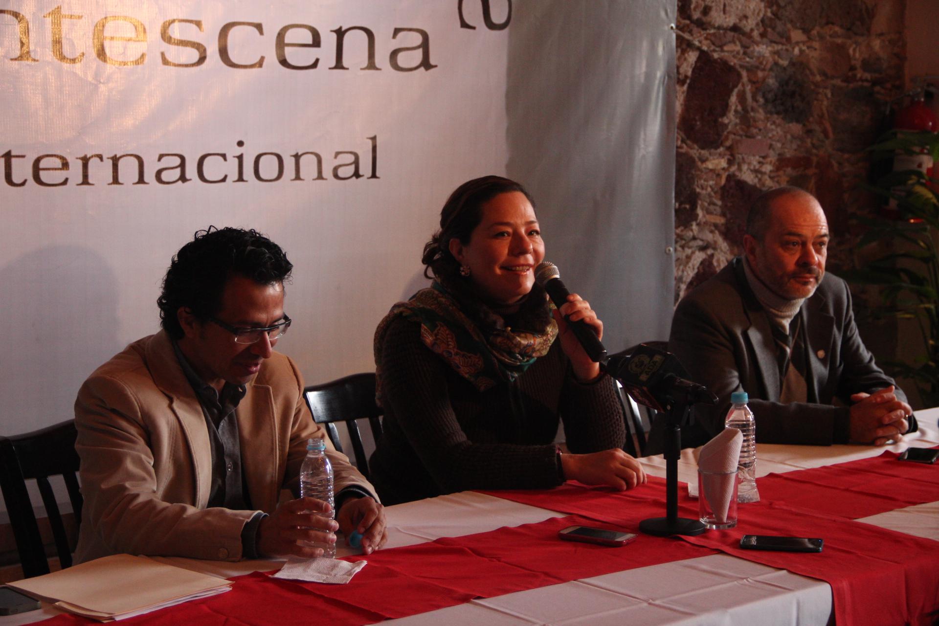 Presentan actividades del Festival Internacional Siguientescena 2015