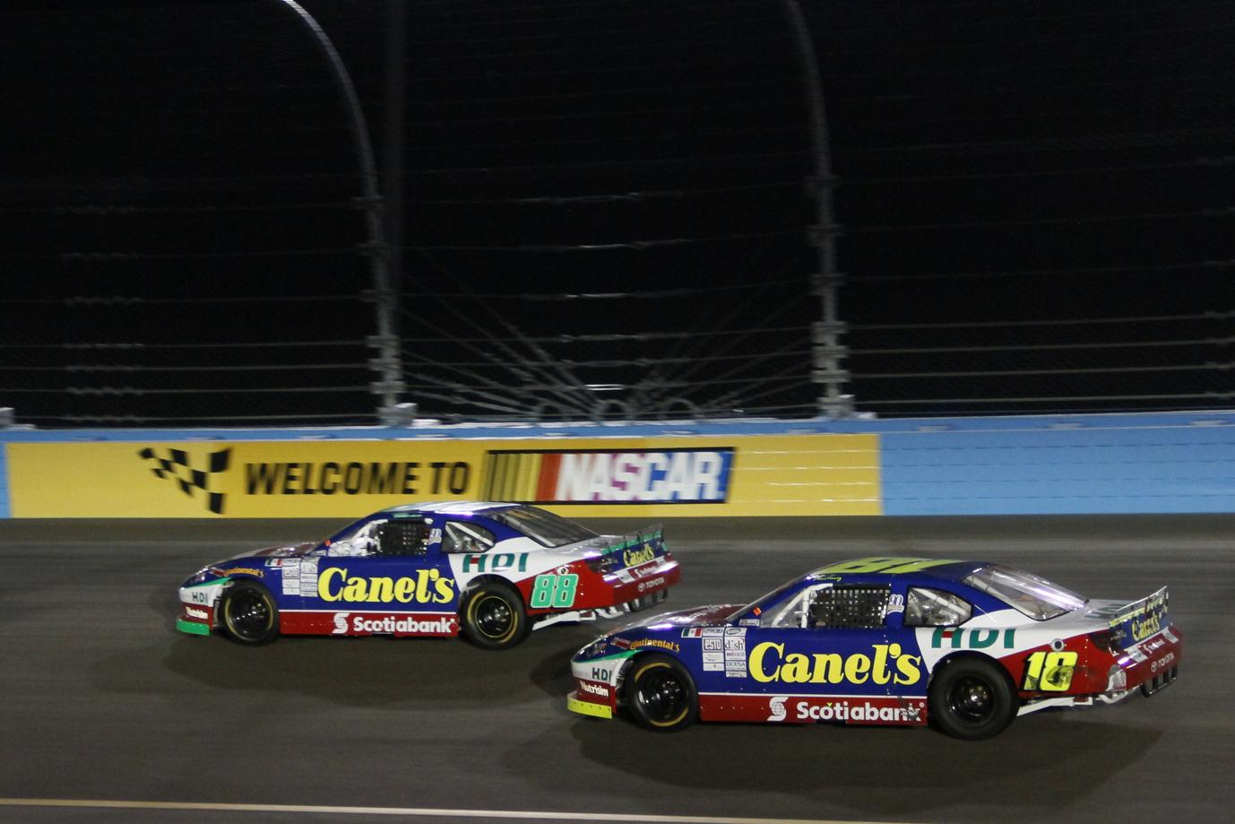 Consigue Canel´s Racing Buen Resultado en Phoenix