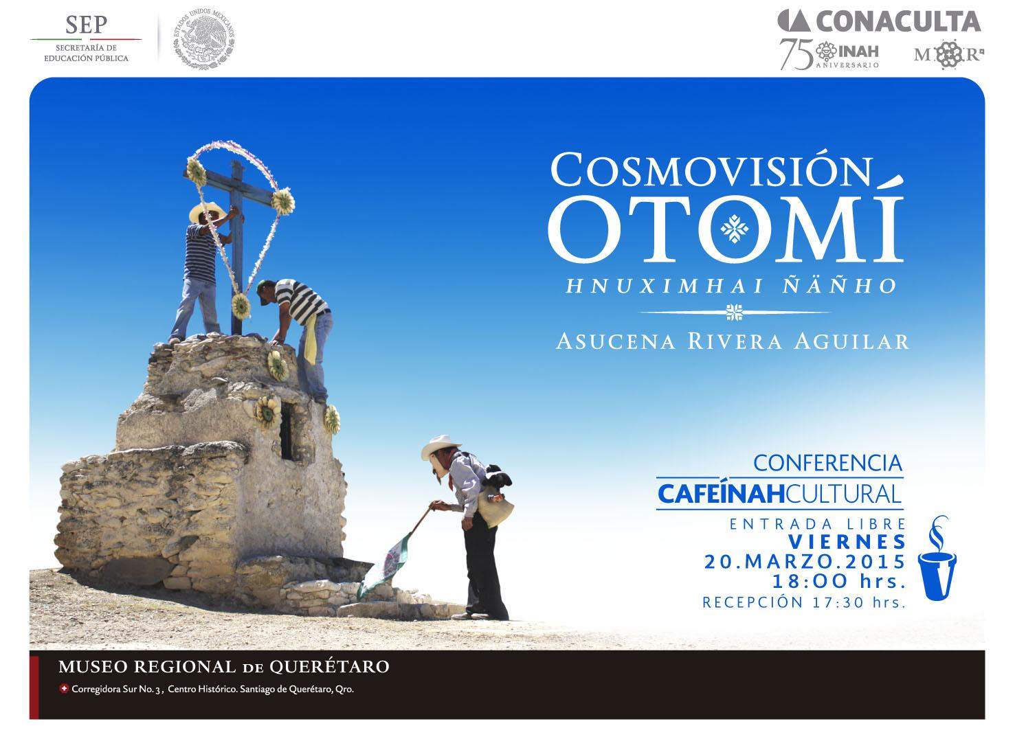 Conferencia: Cosmovisión Otomí