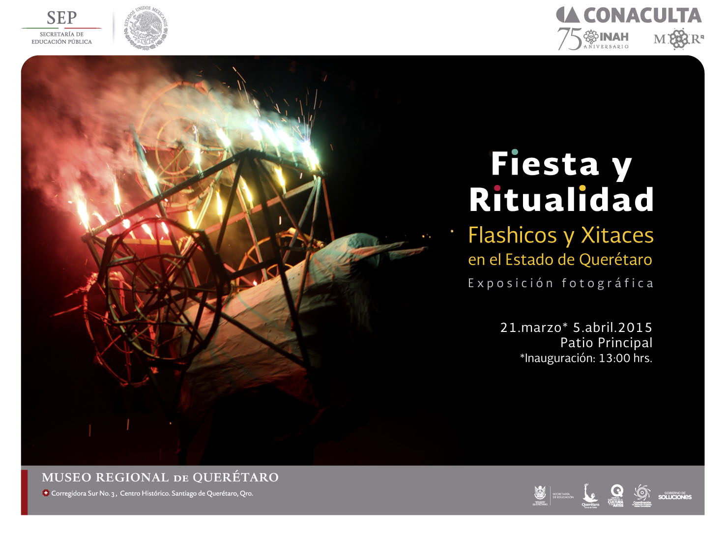 Exposición Fotográfica: Fiesta y Ritualidad
