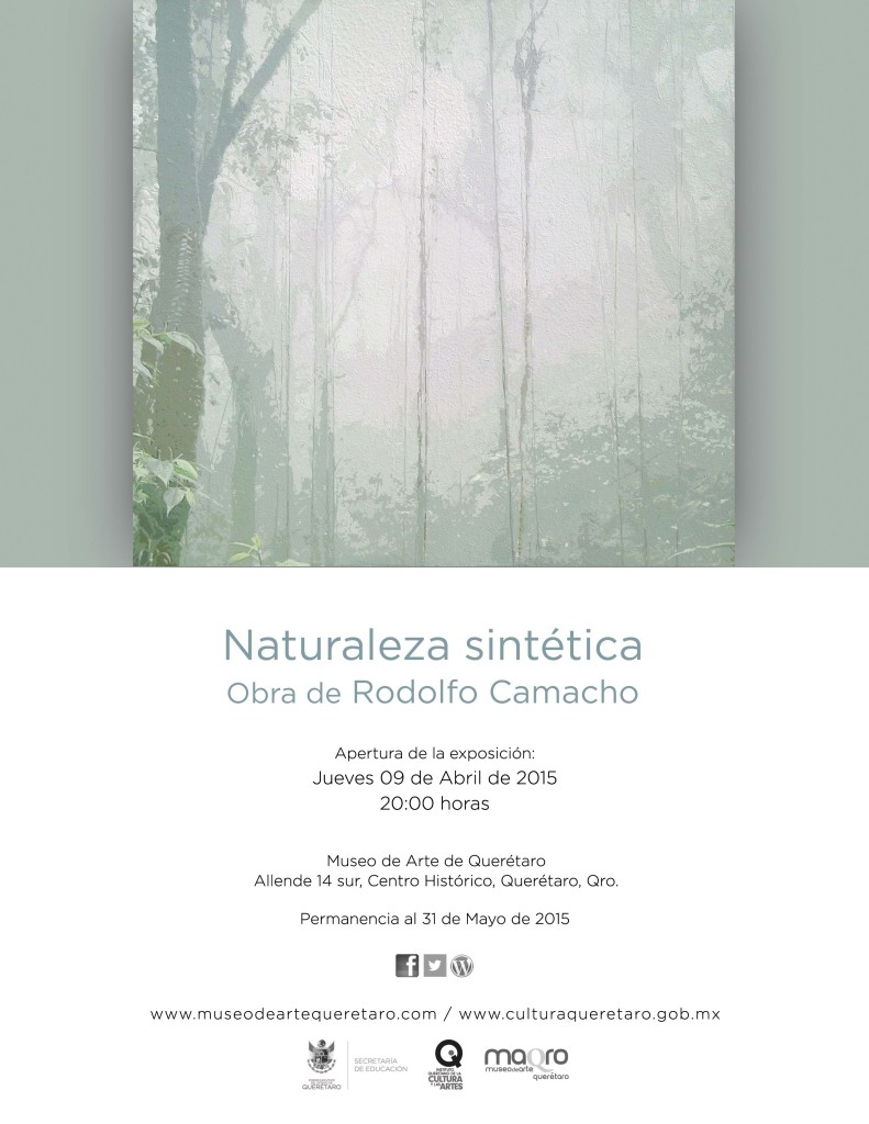 Naturaleza sintética Obra de Rodolfo Camacho
