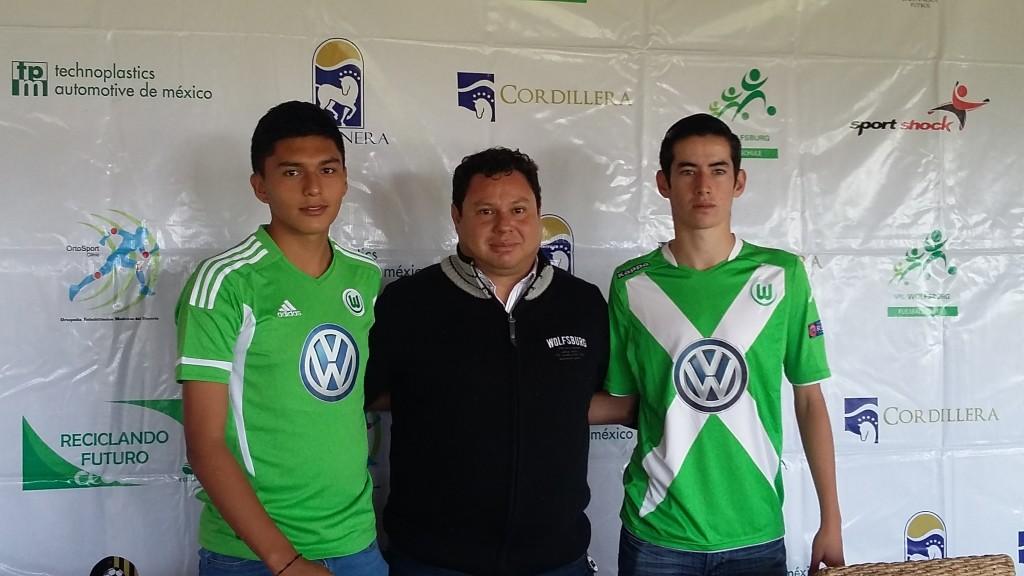 Regresa el Wolfsburg a visorias en Balvanera