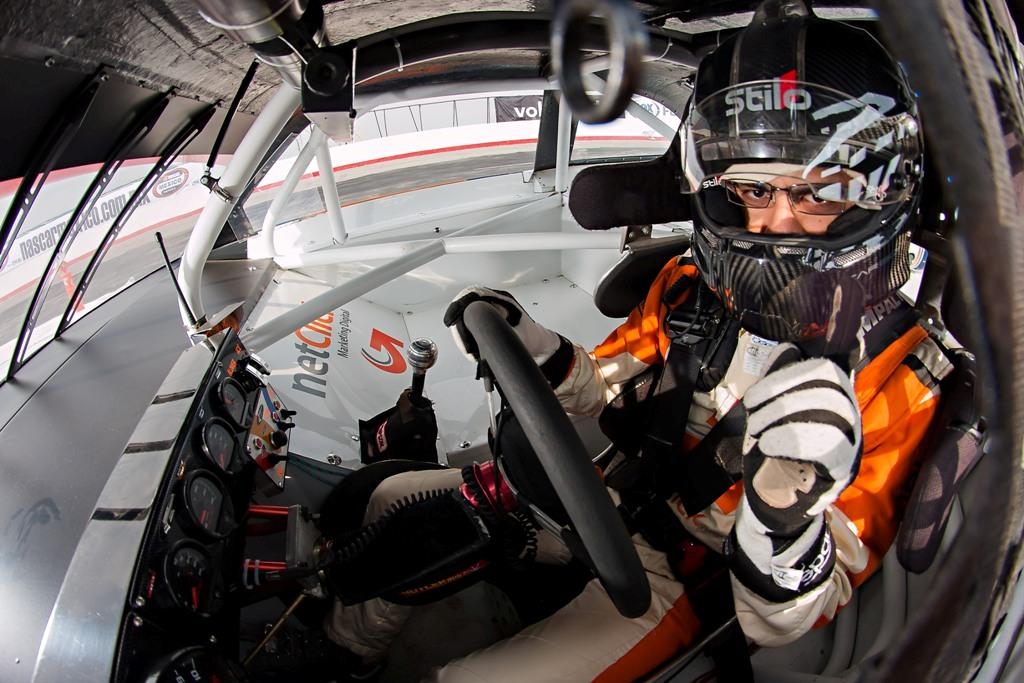 Rodrigo Marbán espera con entusiasmo la carrera de Tuxtla de la NASCAR México