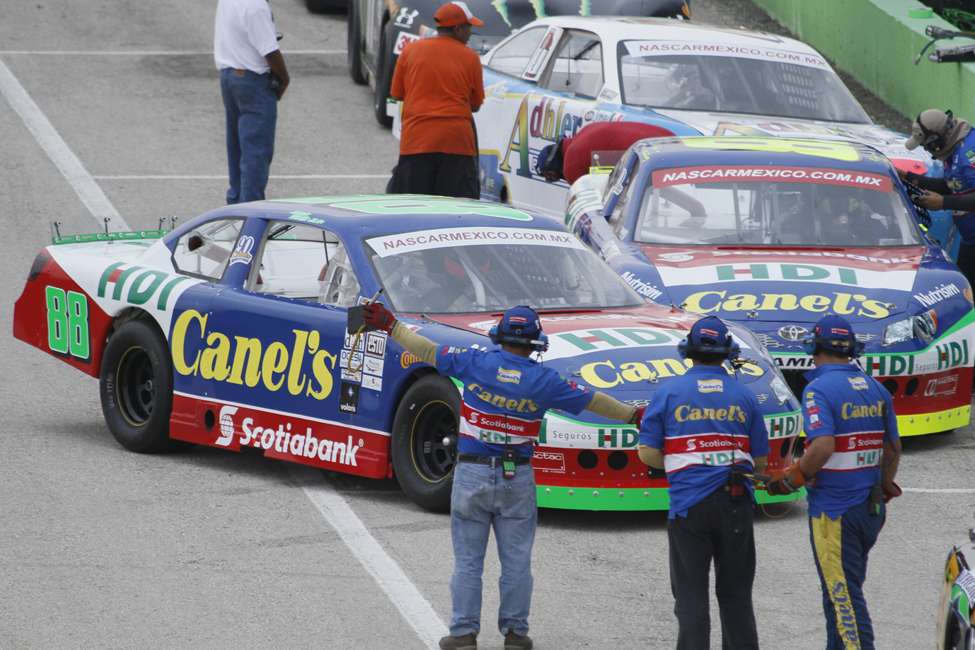 Canel´s Racing a seguir cosechando triunfos en Querétaro