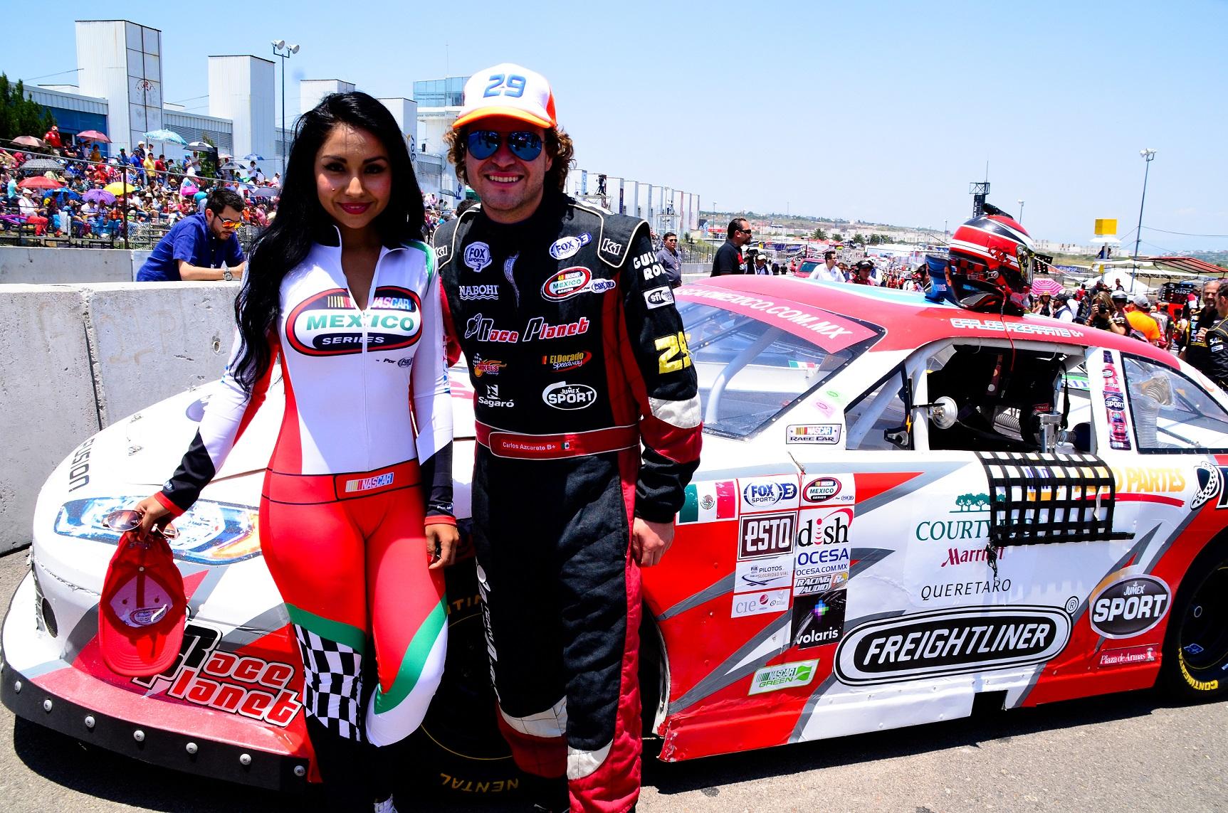 El Team Race Planet a repuntar en Puebla – Fecha 5 de NASCAR México