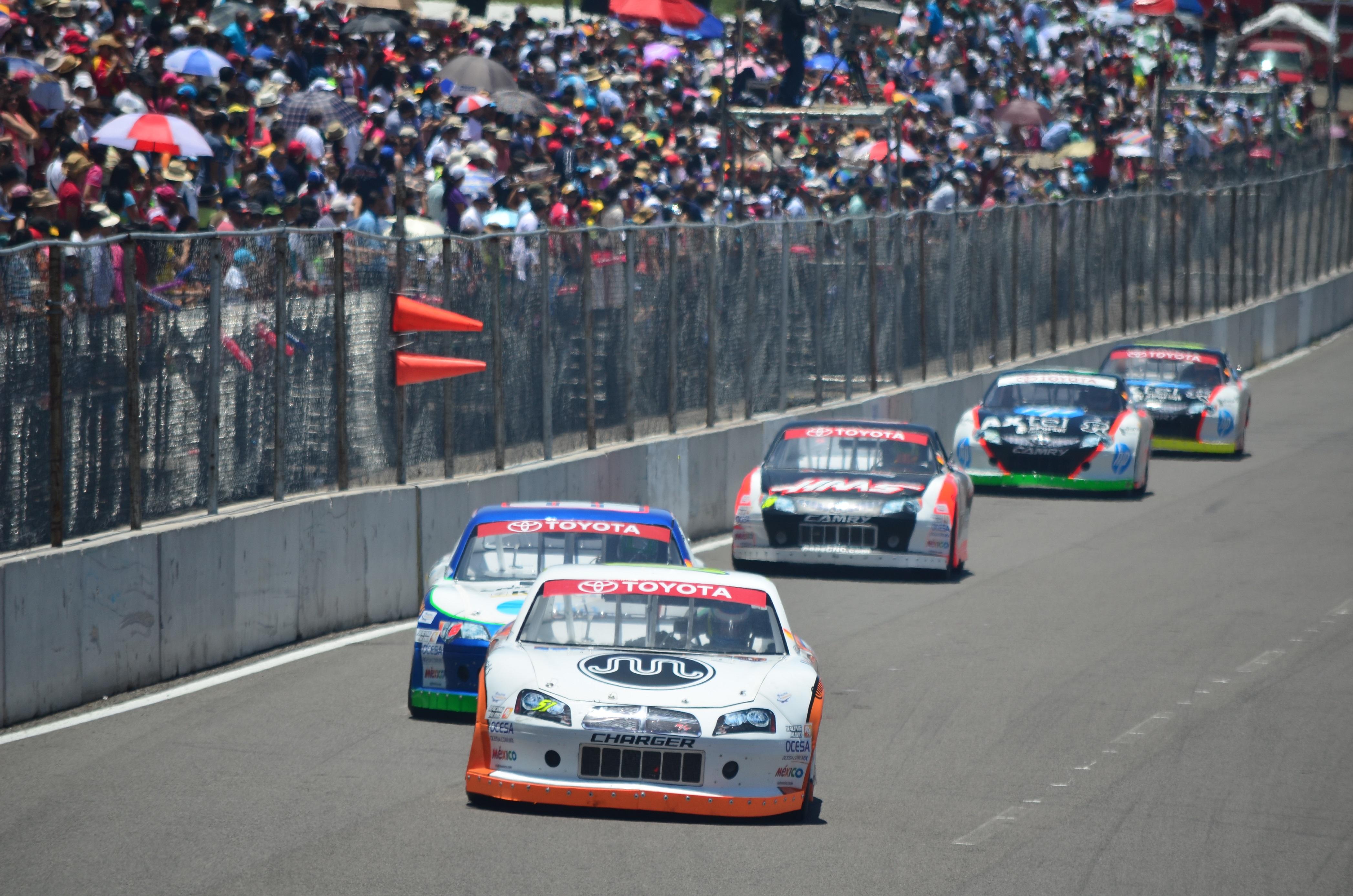 """NASCAR en Querétaro: Programa de Actividades de la """"Promo Race200Km"""""""