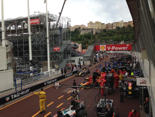 Postcard from Monaco 2 - 2