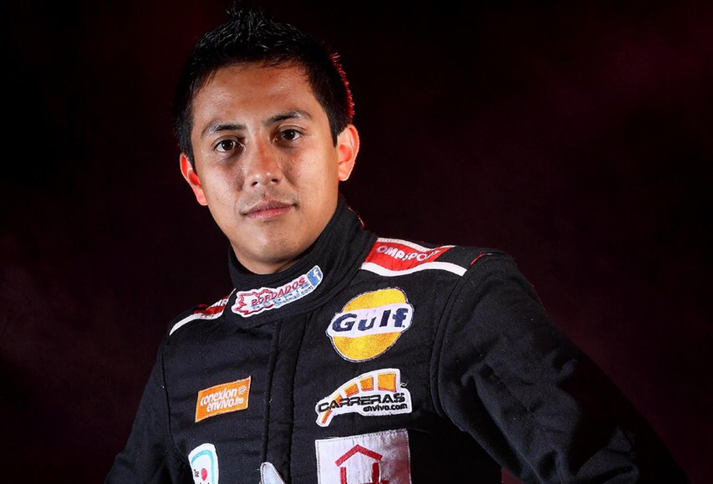Sergio Muñoz, listo para su primer compromiso internacional del año con LATAM F2000