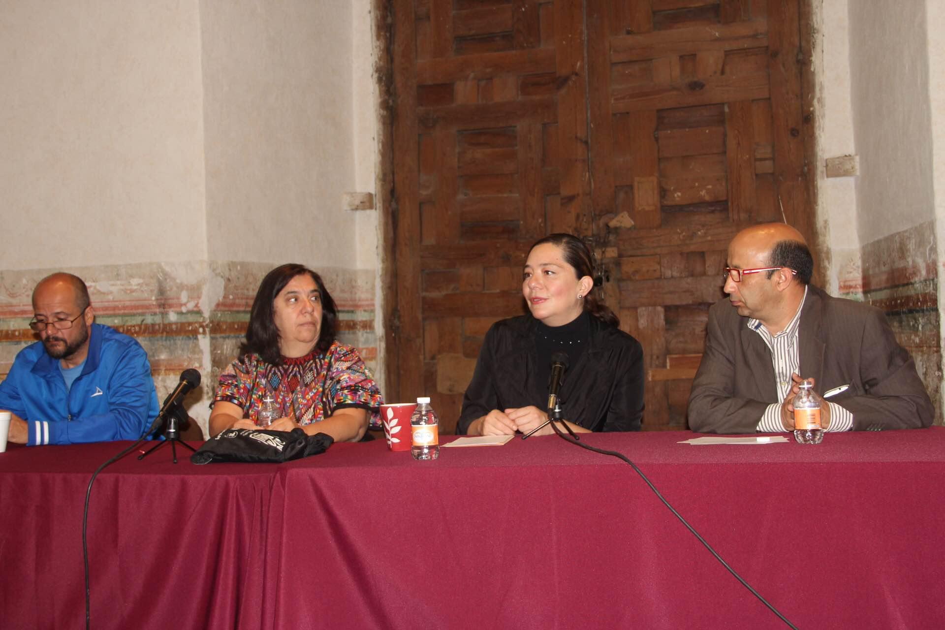 1er. Foro de Ideas del Arte Literario 2015 Vinculacion Literaria