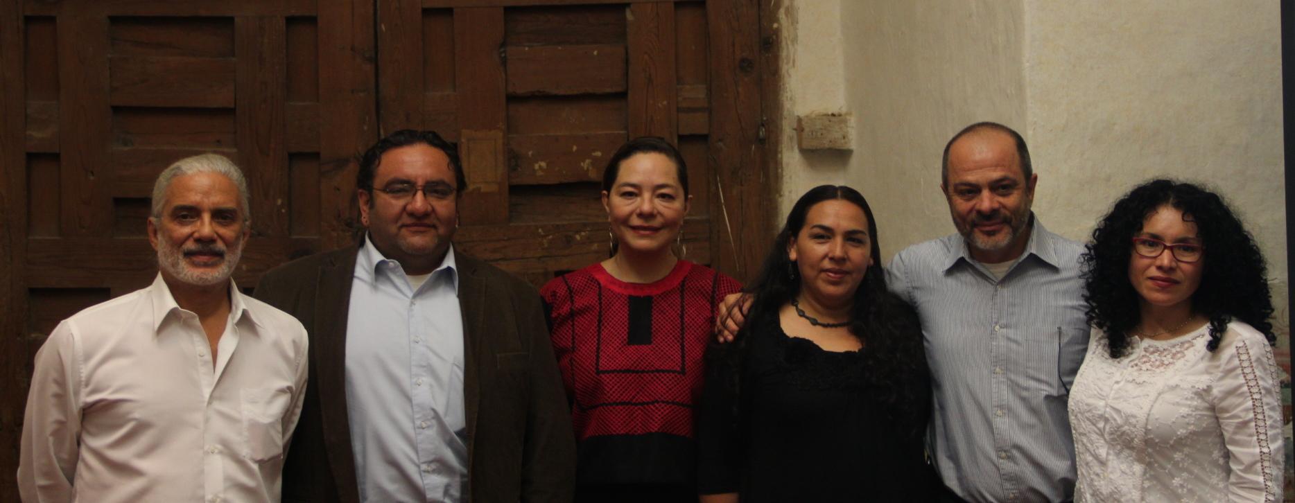 Presentan proyecto queretano beneficiado por el programa México en Escena