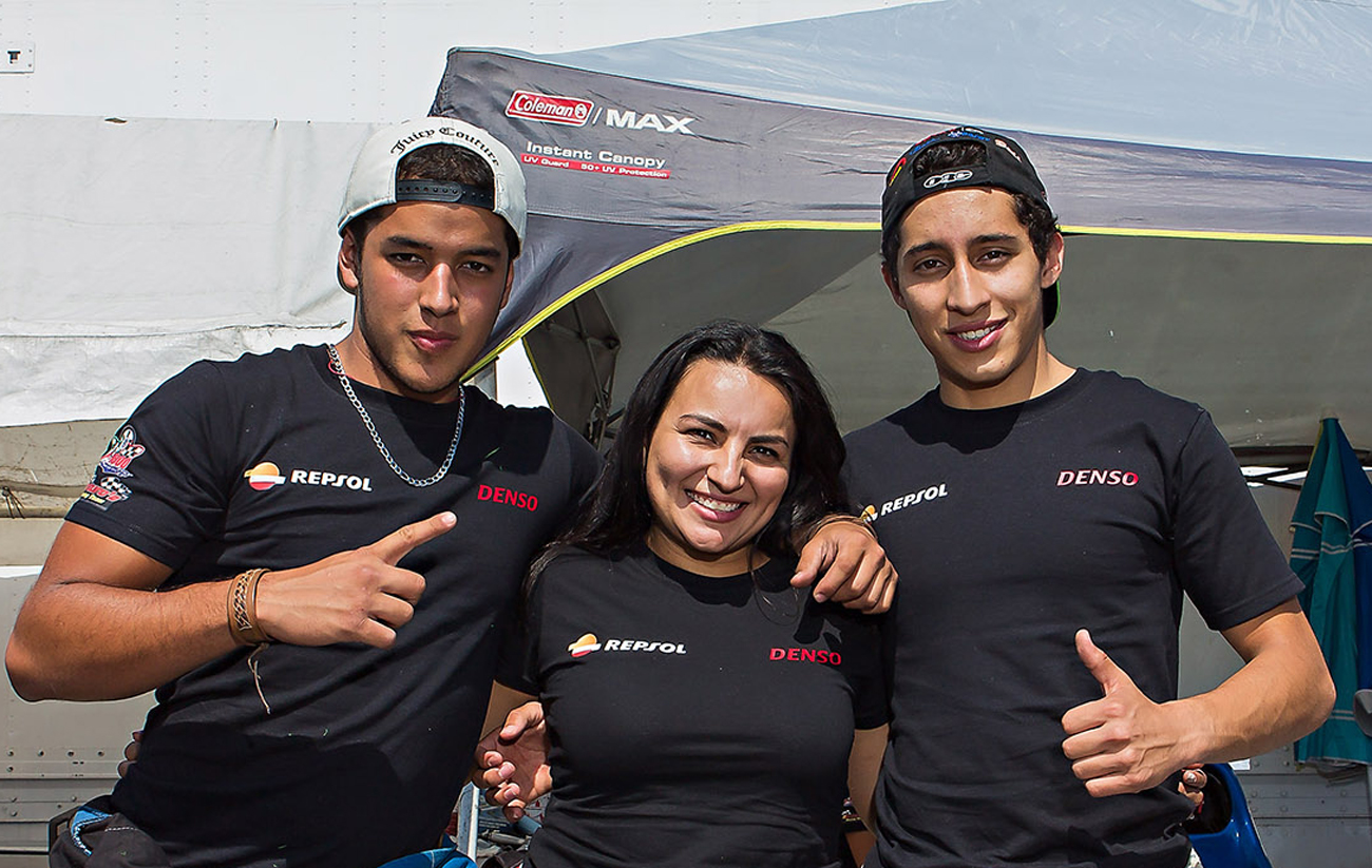 Rached Motorsports, por un buen resultado a León