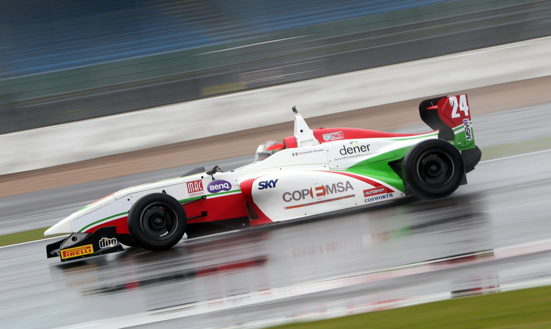 Fernando Urrutia, a Snetterton por una buena cosecha de puntos en F4 Británica