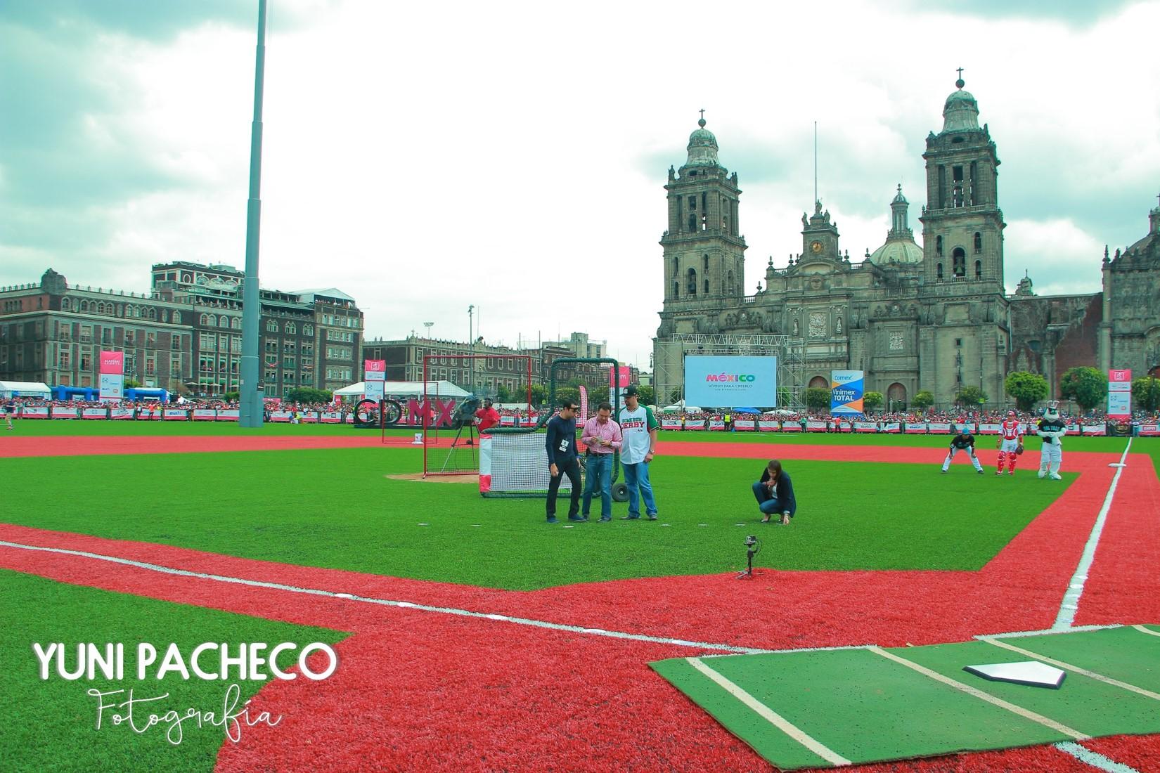 Galería – Home Run Derby Ciudad de México 2015