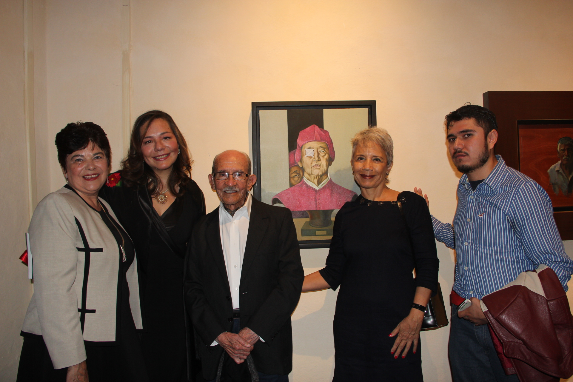 Inaugura IQCA el Salón de la Plástica Contemporánea Queretana