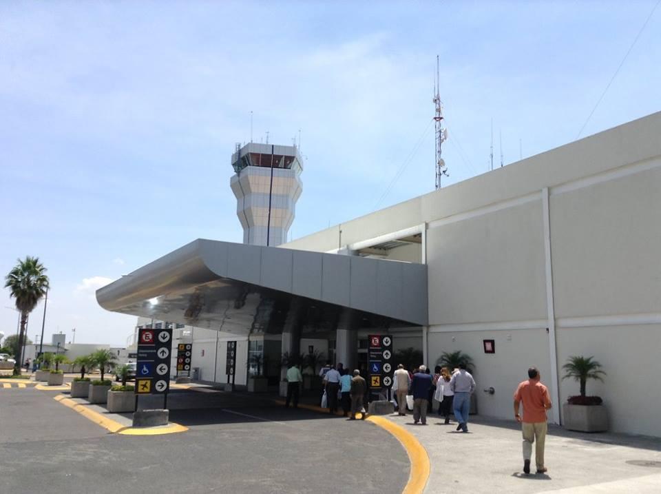 Panorámica desde la Torre de Control del Aeropuerto Intercontinental de Querétaro