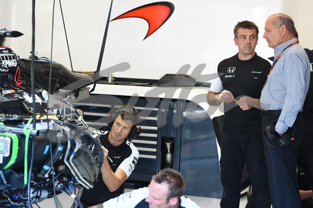 Mark Sutton – Life Through The Lens – Belgian Grand Prix – More McLaren Problems