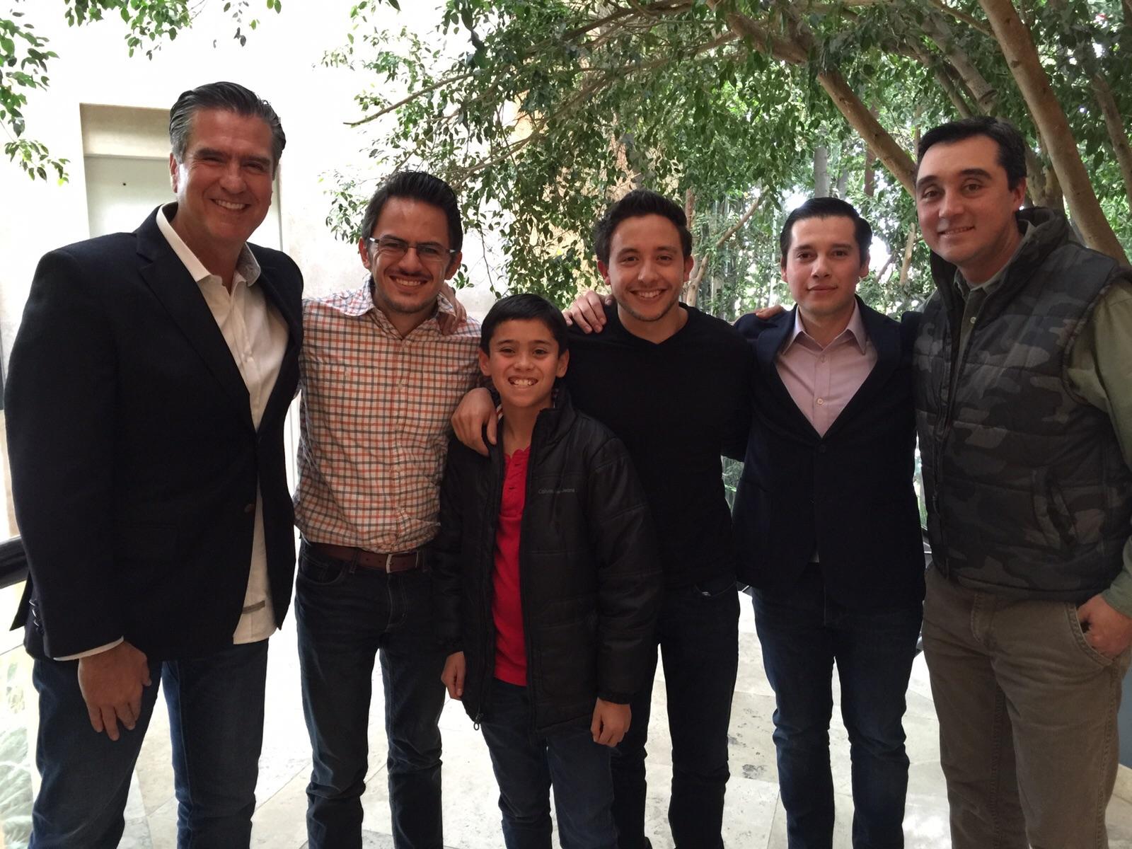 M Racing presenta a sus pilotos para la campaña 2016 de NASCAR México