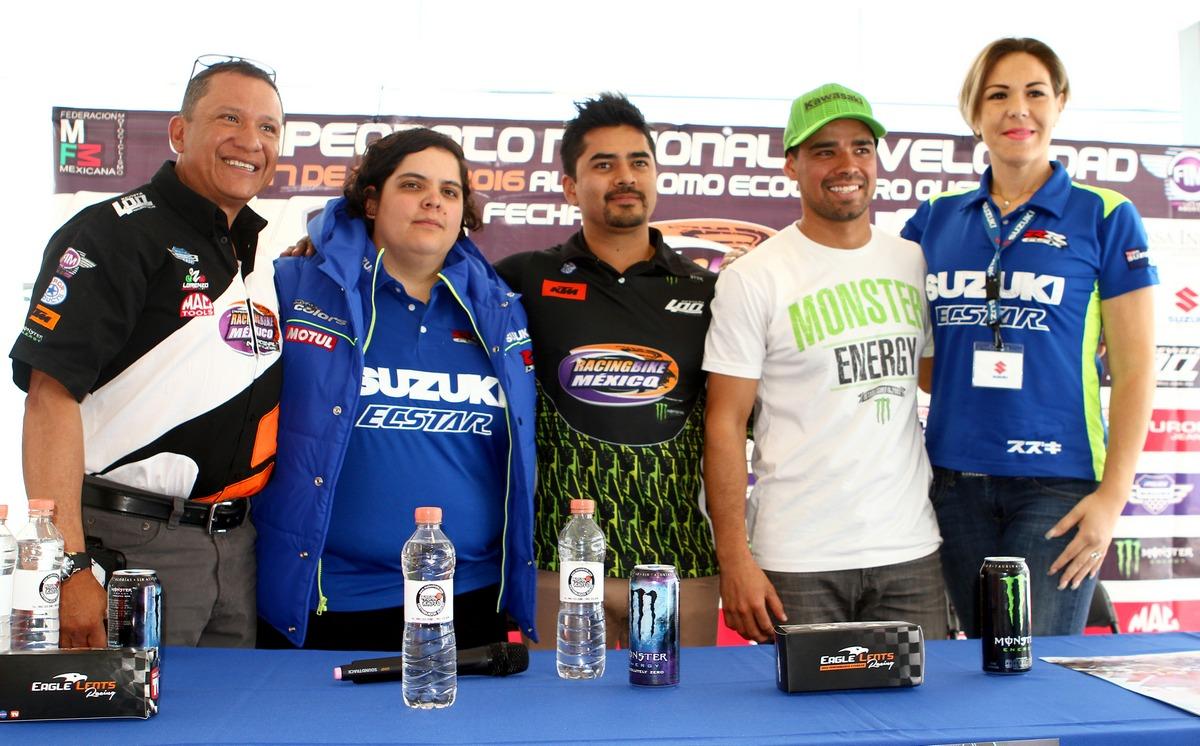 """El Racing Bike México está listo para poner la emoción en Querétaro con el """"Premio Pampas"""""""