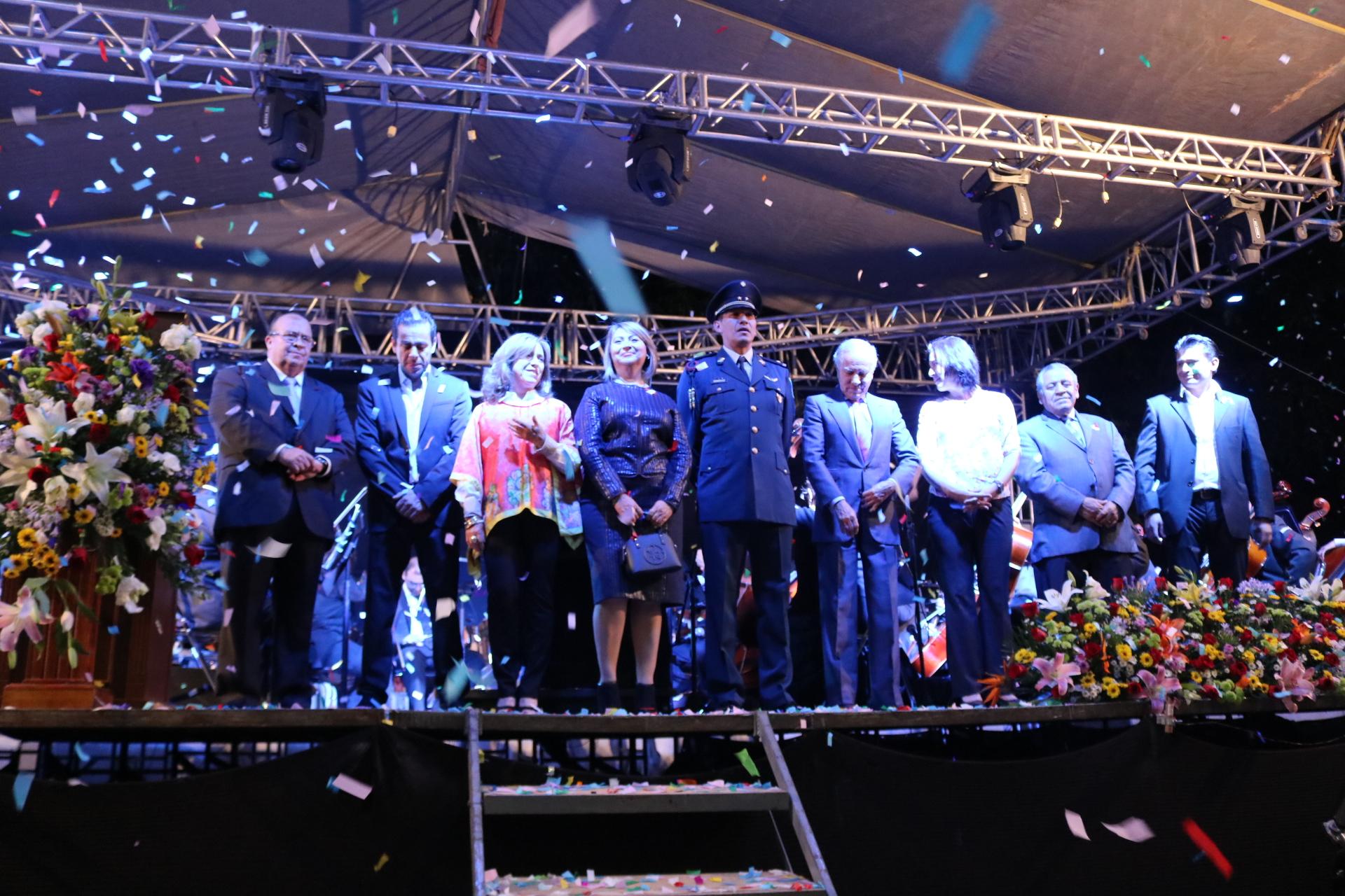 Inaugura Hugo Burgos, Feria Nacional del Queso y el Vino 2016