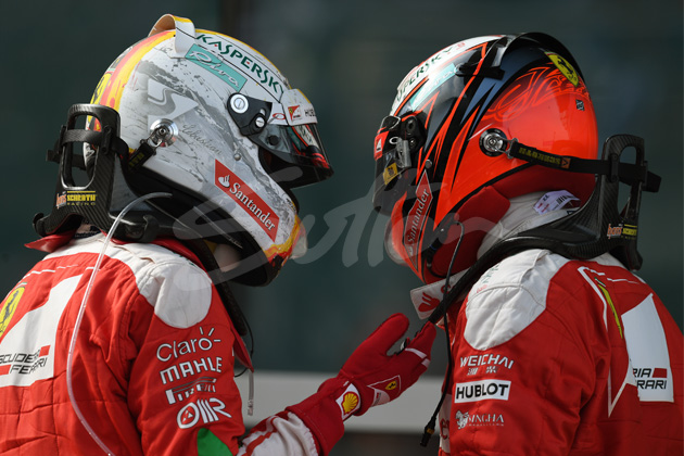 Life Through a Lens: Chinese Grand Prix