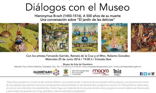 Diálogos con el museo – Hieronymus Bosch a 500 años de su muerte