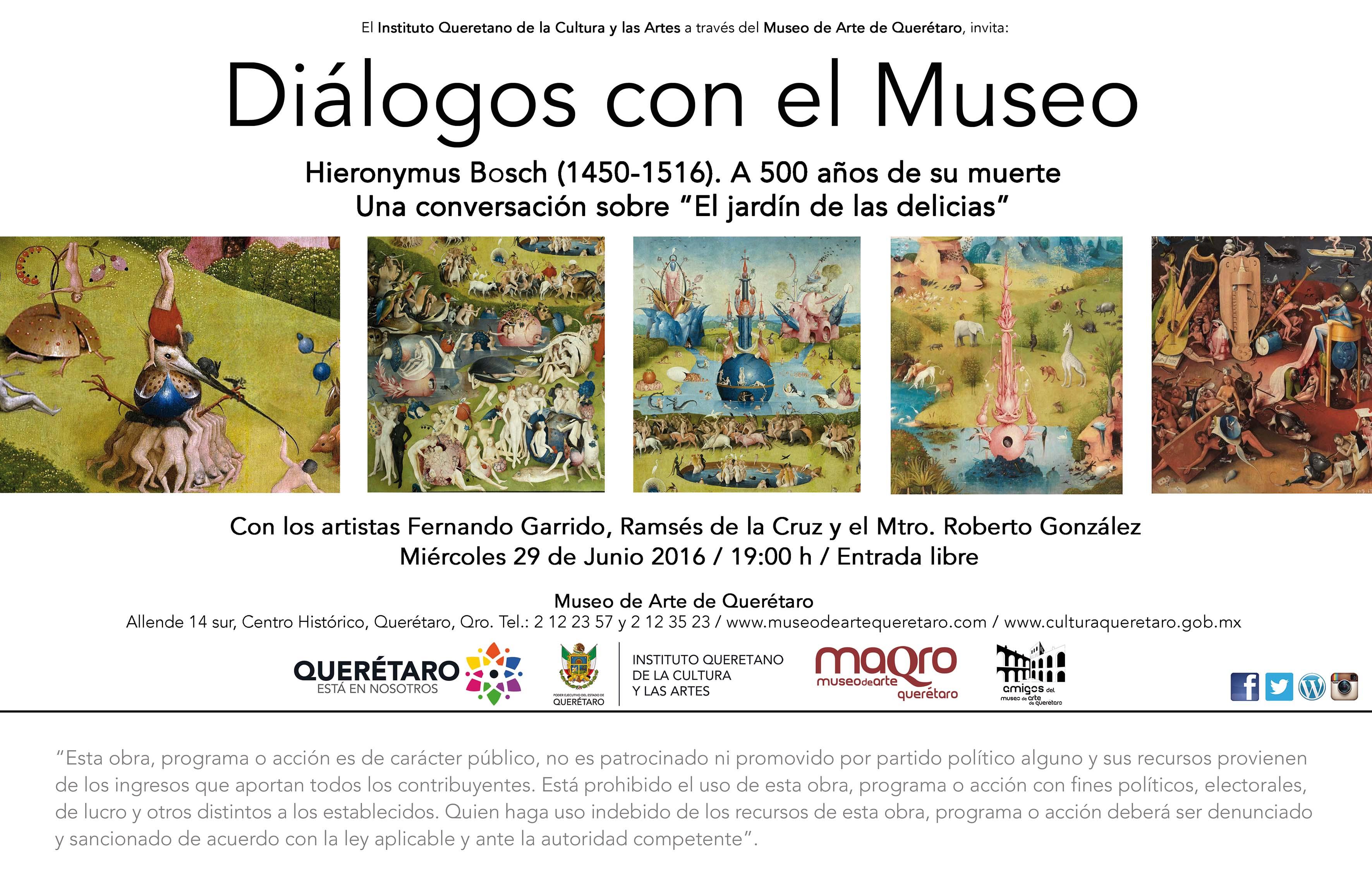 Dialogos con el Museo