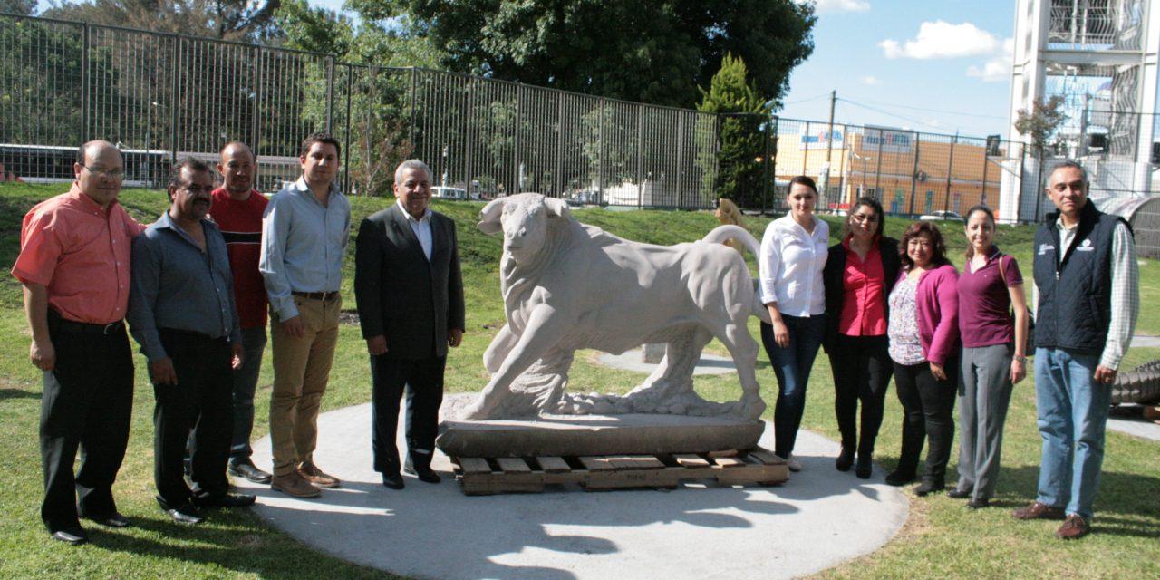 Inauguran la exposición ZooCantera 2016