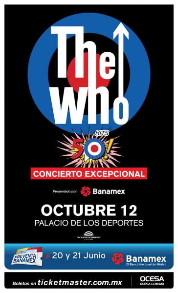 The Who llega a Mexico