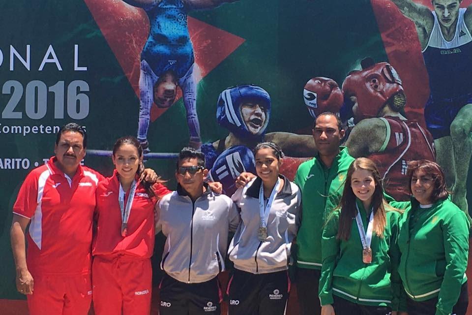 2do lugar para Querétaro en Campeonato Nacional Juvenil de la CONADE 2016